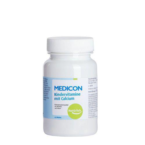 MEDICON Kindervitamine mit Calcium